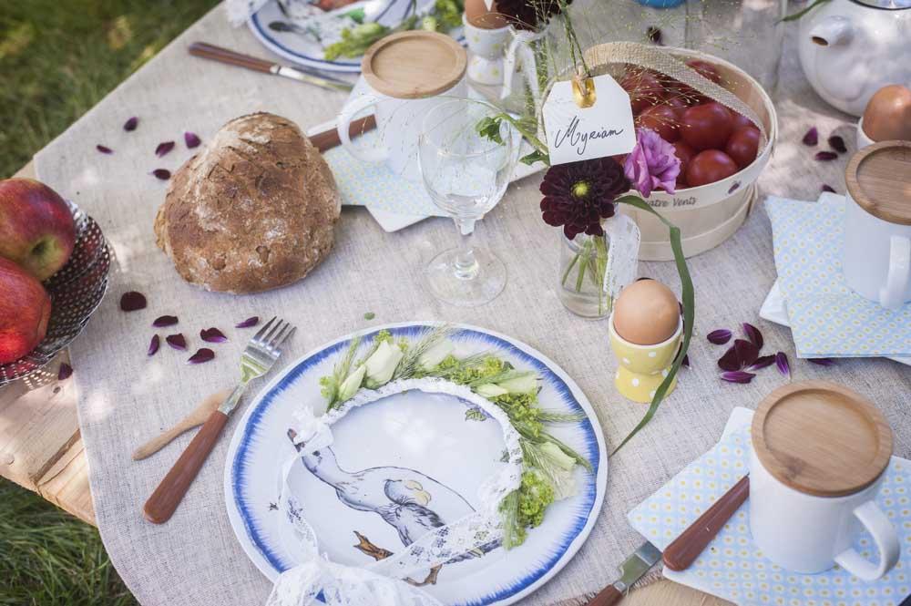 Paris boheme picnic