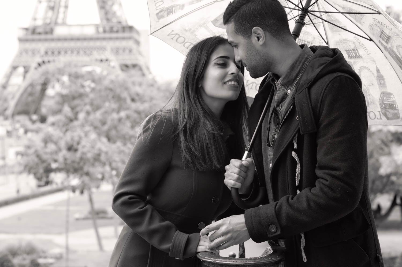Paris secret proposal