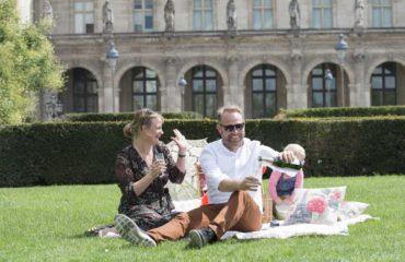 Paris engagement proposal photographer