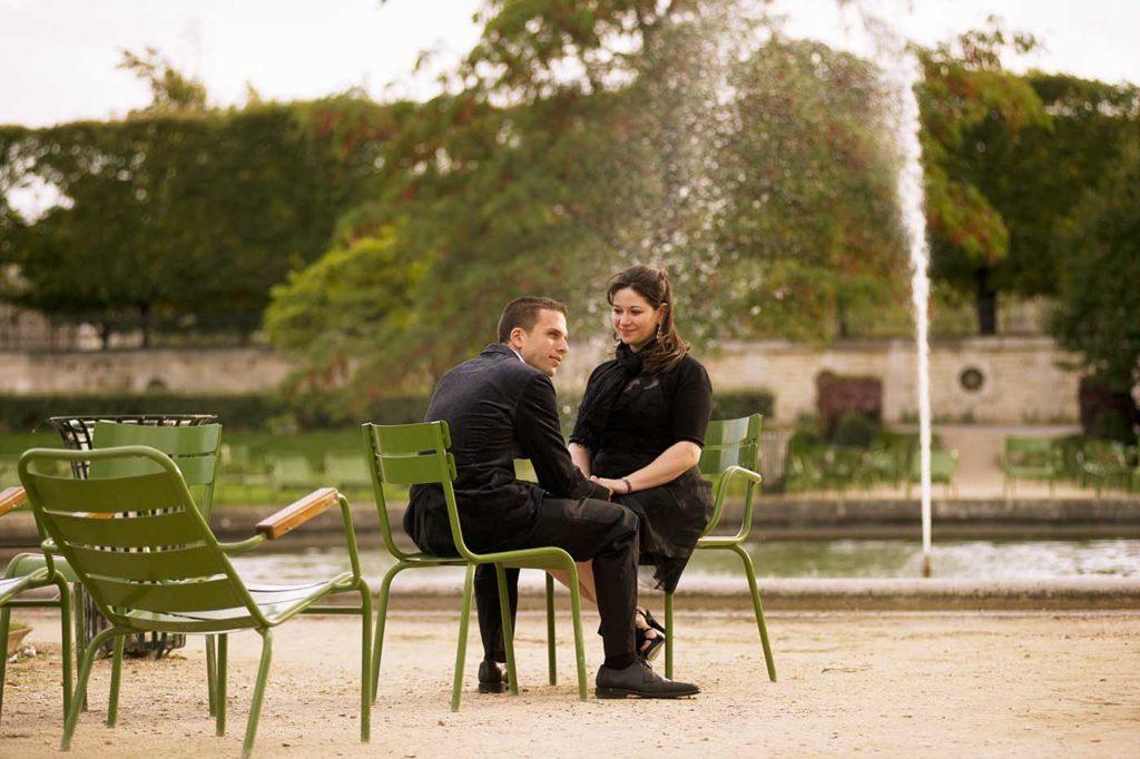 louvre proposal photographer