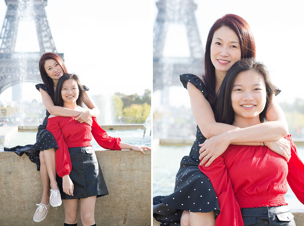 Paris family photo session