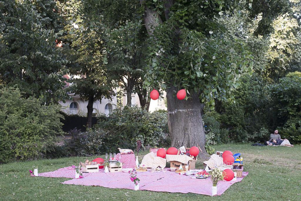 Versailles gourmet picnic