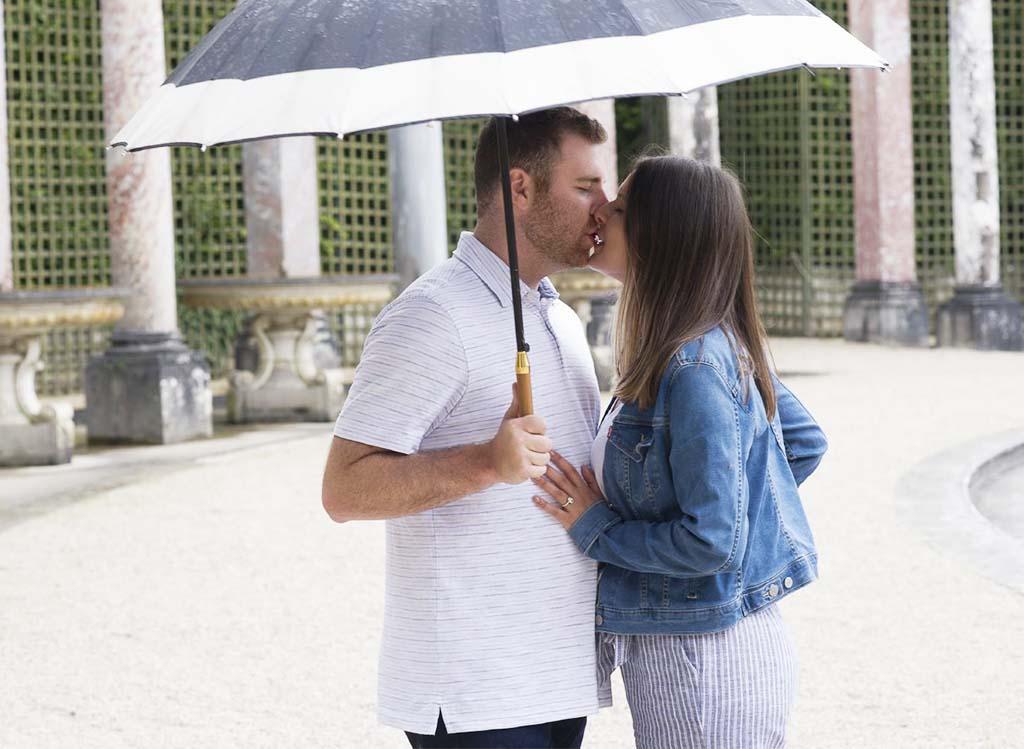 versailles gardens secret proposal
