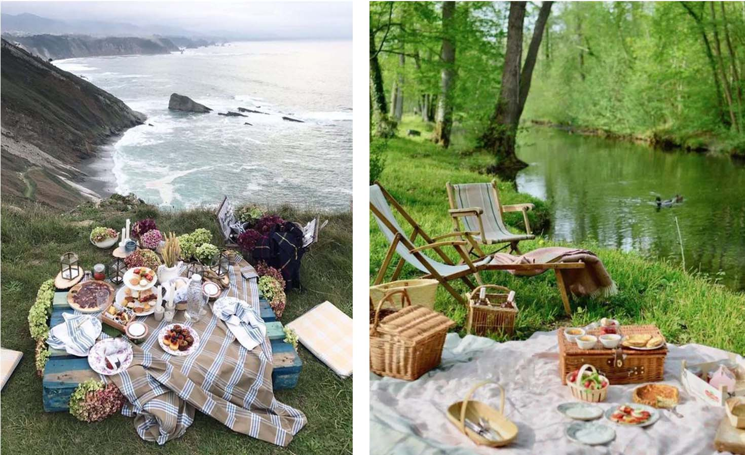 Picnic in Normandy