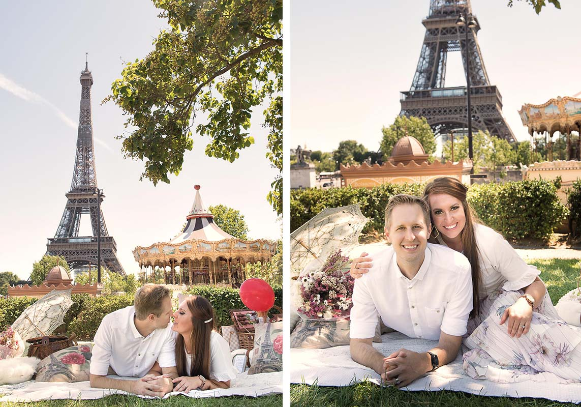 Eiffel-tower-picnic-couple