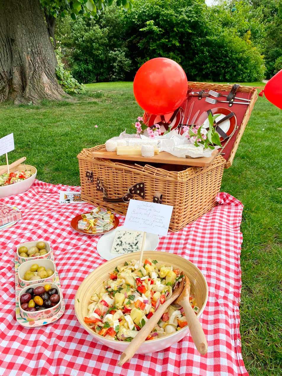 Paris picnic